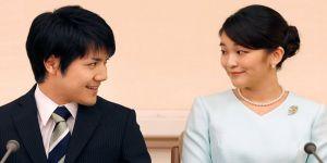 Japon prenses aşkı için unvanını kaybediyor