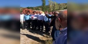 Mustafa Sarıgül'e Şok Karşılama