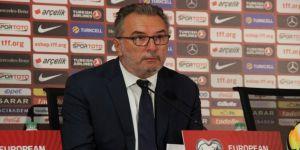 Ante Cacic: Penaltımız verilmedi
