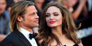 Brad Pitt ve Angelina Jolie'den aylar sonra flaş adım