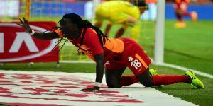 Gomis Galatasaray'da Çok Mutlu