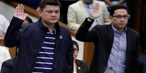 Duterte'nin oğlu hakim karşısında
