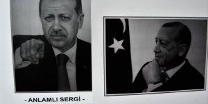 Cumhurbaşkanı Erdoğan'a Anlamlı Karakalem Sergisi Geliyor !