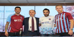 Trabzonspor, Yeni Transferlerine İmza Attırdı