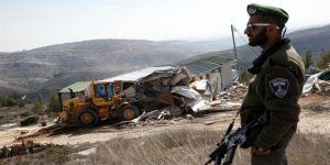 İsrail'den 25 yıl sonra Batı Şeria'da yeni işgal yerleşim inşası