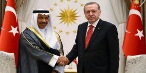 Erdoğan, Kuveyt Başbakanı Al Sabah'ı kabul etti