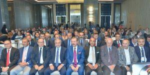 Kktc Cumhurbaşkanı Akıncı Türk İş Dünyasına Hitap Etti