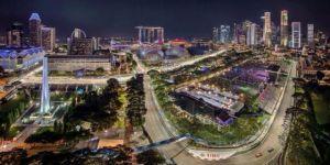 Formula 1 heyecanı, Singapur'da devam edecek