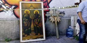 Karaköy Latin Katolik Kilisesinden Hırsızlık