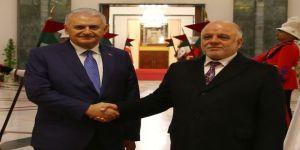 Başbakan Yıldırım Irak Başbakanı İbadi İle Görüştü