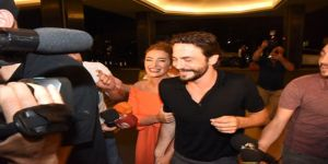 Sevgilisi Ahmet Kural ile ilk kez fotoğrafını paylaştı!
