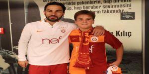 Antalya'da Tribünden Çıkarılan Yigit, Türk Telekom Stadyumu'nda