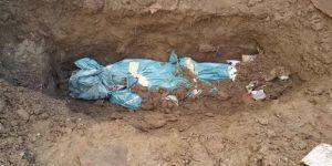 PKK'li teröristler cesetleri bu yolla saklıyor