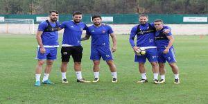 Karabükspor'da 5 Futbolcu Rumen Milli Takımı'na Davet Edildi