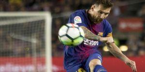 Messi'yi tutana aşk olsun!