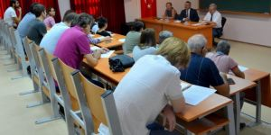 Öğrenci Topluluklarının Akademik Danışmanları Toplantısı Gerçekleştirildi