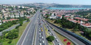 Otoyol Ve Köprülerden 964 Milyon Lira Gelir
