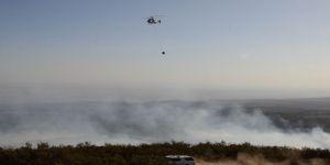 Eskişehir'deki Orman Yangınına Müdahale Sürüyor