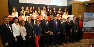Çift Diplomalı Türk-alman Hukuk Lisans Programı İlk Mezunlarını Verdi