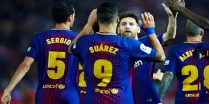 Barcelona oturduğu yerden maç kazandı!