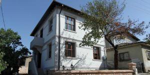 Albay Sami Bey'in evi yenilendi