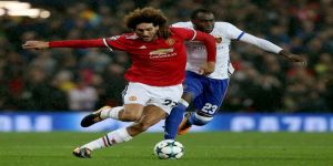 Manchester United Maçına Türk Gözlemci