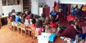 Çocuklar İstismar Konusunda Uyarılıyor