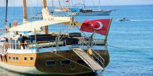 Türk Bayraklı Gemiler Limandan Çıkamadı