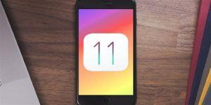 Apple İOS 11 için güncelleme yayınlandı