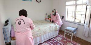 'Evde Bakım' hizmetleri takdir topluyor