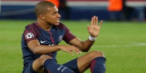 Neymar'dan Mbappe'ye övgü