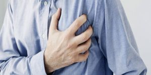 Kalp krizi geçiren mahkum kurtarılamadı