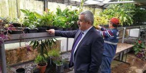 Başkan Baran Parklarda İnceleme Yaptı