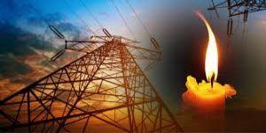 O ilçeler için elektrik kesintisi