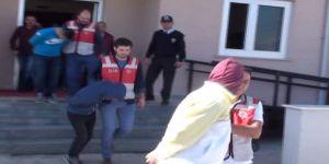 İstanbul'da Oto Hırsızlık Çetesi Çökertildi