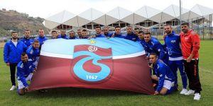 Trabzonspor'dan Alkışlık Hareket
