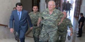 2. Ordu Komutanı Suriye'de