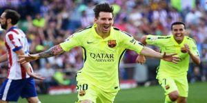 Atletico Madrid'den Barcelona iptali