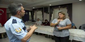 Emniyet Personeline İşaret Dili Eğitimi