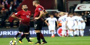 Türkiye Üst Üste 4. Kez Dünya Kupasına Gidemedi