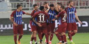 Trabzonspor, Katar'da kazandı