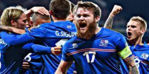 İzlanda, DÜnya Kupası'nda!