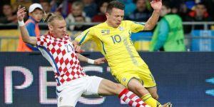 Ukrayna 0 - 2 Hırvatistan