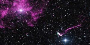 Dev teleskoptan iki yıldız daha