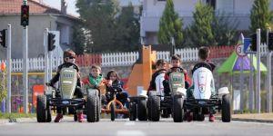Başiskele Çocuk Trafik Eğitim Parkı Çocuk Sesleriyle Yankılanıyor