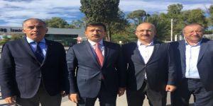 Ak Partili Dağ, Tüpraş'ta İncelemelerde Bulundu