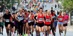 Darıca Yarı Maratonu'na rekor katılım