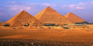 Mısır'da 'mini piramit' keşfedildi