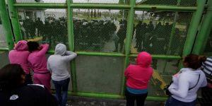 Cezaevinde mahkumlar yangın çıkardı: 2 ölü