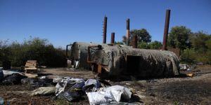 Mangal Kömürü Kazanı Patladı: 1 Ölü